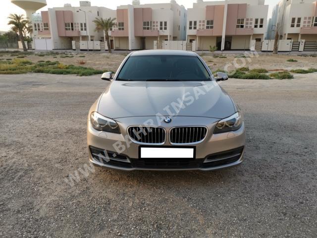 بي ام دبليو - الفئة - الخامسة للبيع في المنامة
