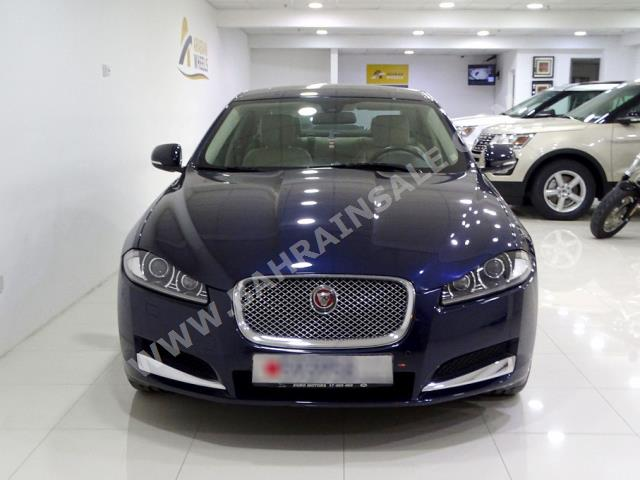 Jaguar - XF for sale in Manama