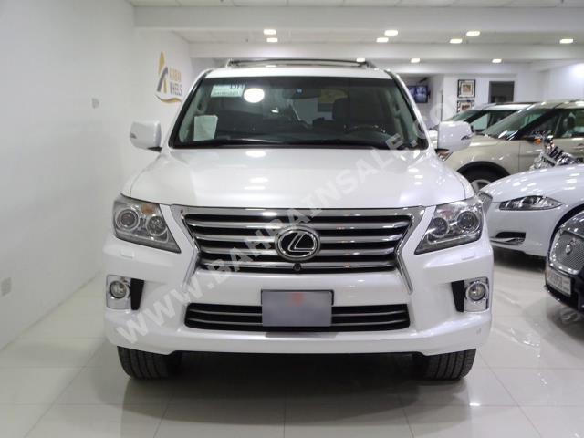 Lexus - LX for sale in Manama