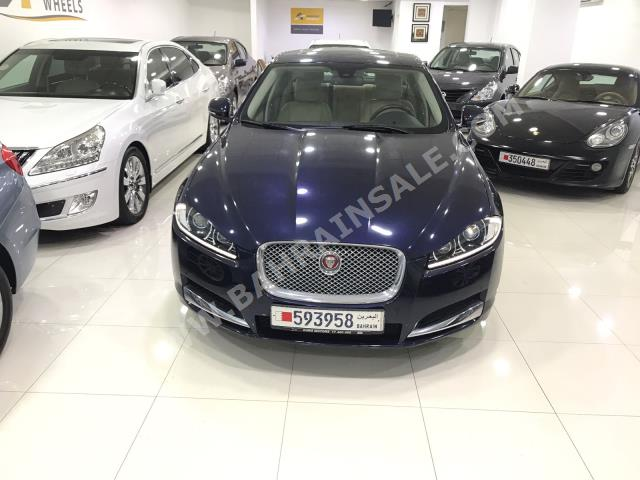 Jaguar - XF for sale in Manama