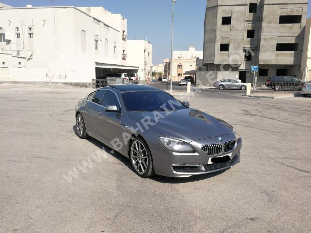BMW - 6-Series for sale in Manama