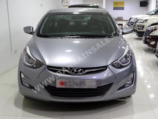 Hyundai - Elantra for sale in Manama
