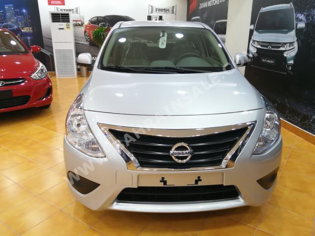 Nissan Sunny Silver 2018 For Sale Www Bahrainsale Com